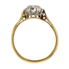 1.75 ct. Old Mine Cut Solitaire Ring #2