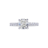 1.75 ct. Cushion Cut Solitaire Ring, J, VS1 #4