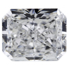 3.01 ct. Radiant Cut Bridal Set Ring #1