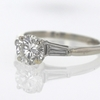 .95 ct. Round Cut Solitaire Ring #3