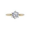 1.21 ct. Round Cut Solitaire Ring, L, VS1 #3