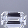 2.01 ct. Emerald Cut Solitaire Ring, H, SI1 #1