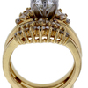 .92 ct. Round Cut Bridal Set Ring #1