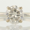1.18 ct. Round Cut Solitaire Ring #1