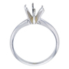 1.60 ct. Oval Cut Solitaire Ring, E, VVS2 #4