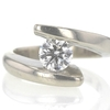 .65 ct. Round Cut Solitaire Ring #1