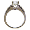1.05 ct. Round Cut Bridal Set Ring, J-K, SI2-I1 #3