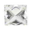 1.52 ct. Princess Cut Bridal Set Ring #4