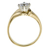 0.69 ct. Round Cut Solitaire Ring, G, VS2 #1