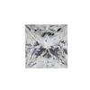 2.05 ct. Princess Cut Solitaire Ring, J, SI1 #4