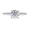 1.0 ct. Round Cut Solitaire Ring, J, I1 #3