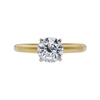 1.01 ct. Round Cut Solitaire Ring, I, SI2 #3