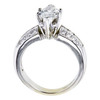 1.55 ct. Marquise Cut Bridal Set Ring #2