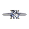 1.22 ct. Round Cut Solitaire Ring, I, SI1 #3