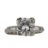 2.08 ct. Round Cut 3 Stone Ring #3