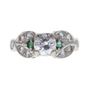 1.37 ct. Round Cut Ring, I-J, I3 #3