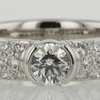 0.45 ct. Round Cut Tiffany & Co. Ring #1