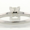 .81 ct. Princess Cut Solitaire Ring #2