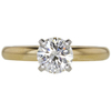 1.05 ct. Round Cut Solitaire Ring, L, VS1 #3
