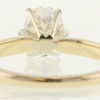 .79 ct. Oval Cut Solitaire Ring #2