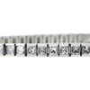 Princess Cut Tennis Bracelet, I-J, VS2-SI1 #2
