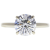 2.03 ct. Round Cut Solitaire Ring, I, SI1 #3