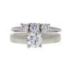 1.0 ct. Bridal Set Ring, I, SI2 #3