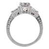 0.75 ct. Round Cut Solitaire Ring, G, SI2 #4