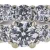 0.50 ct. Round Cut Bridal Set Ring, H, SI1 #4