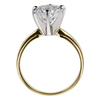 2.07 ct. Round Cut Solitaire Ring #3
