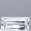 1.15 ct. Baguette Cut Loose Diamond, K, VVS2 #3