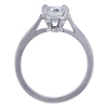 1.10 ct. Round Cut Solitaire Ring, F-G, I1-I2 #3