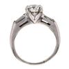 .96 ct. Round Cut Bridal Set Ring #3