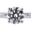 1.40 ct. Round Cut Solitaire Ring #2