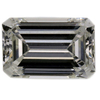 1.10 ct. Emerald Cut Solitaire Ring #4