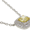 0.28 ct. Cushion Cut Pendant Tiffany & Co. Necklace, Fancy, VS1 #3