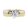 0.95 ct. Round Cut Solitaire Ring, G-H, SI2 #2