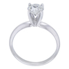 0.93 ct. Old European Cut Solitaire Ring, G, SI1 #3