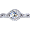 1.01 ct. Round Cut Solitaire Ring, J, SI2 #3