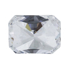 1.00 ct. Radiant Cut Halo Ring, G, SI2 #2