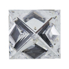 1.01 ct. Princess Cut Solitaire Ring, G, SI1 #2
