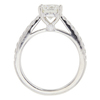 1.25 ct. Round Cut Ring, H, SI2 #4