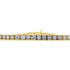 Round Cut Tennis Bracelet, G-H, I1-I2 #2