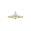 1.51 ct. Pear Cut Solitaire Ring, I, SI2 #3