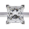 1.74 ct. Princess Cut Bridal Set Ring, I, VVS2 #4