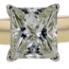1.80 ct. Princess Cut Solitaire Ring #2