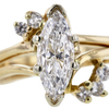 1.11 ct. Marquise Cut Solitaire Ring #2