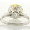 4.36 ct. Round Cut Solitaire Ring #2