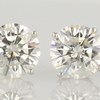 2.50 ct. Round Cut Stud Earring #1