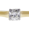 0.71 ct. Radiant Modified Cut Solitaire Tiffany & Co. Ring, I, VVS2 #4
